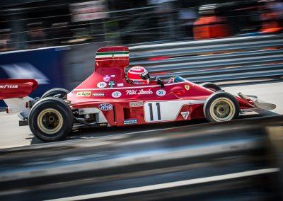ex niki lauda Ferrari F1