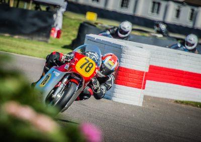 motor bike racer