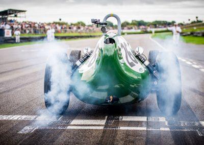 classic lotus 16 smokes tyres