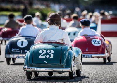 goodwood revival children's race setterington cup