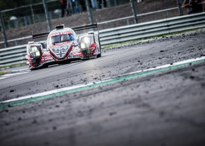 LMP1 car and tyre marbles