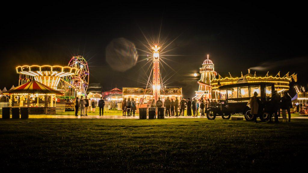 seem driven fun fair goodwood revival 2019