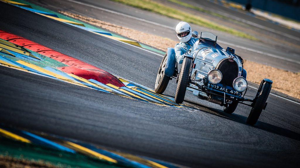 Bugatti - 19 AEE 49 at 2018 Le Mans Classic