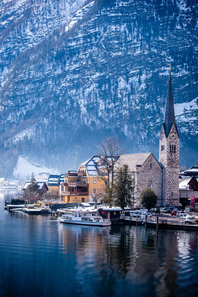 Hallstatt Austria Unesco village
