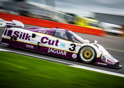 Silk Cut Jaguar Group C