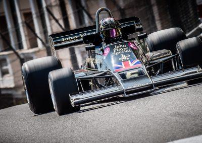 JPS Lotus F1 car