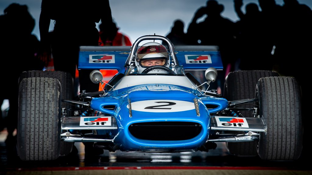 Sir Jackie Stewart mantra ms80