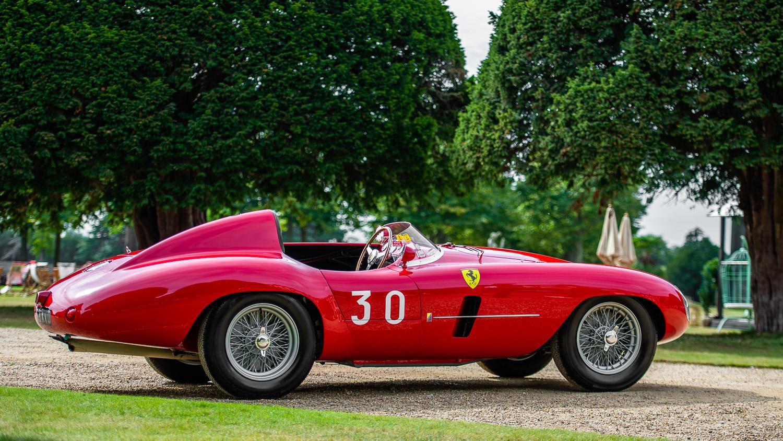 1954 Ferrari 500 Mondial Concours of Elegance