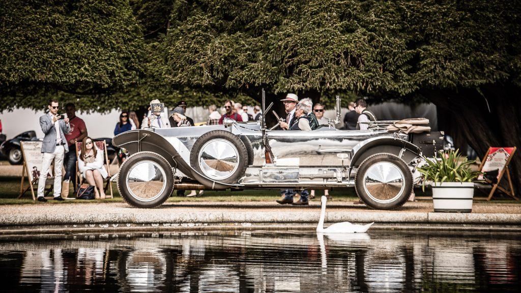 1919 Rolls Royce Silver Ghost