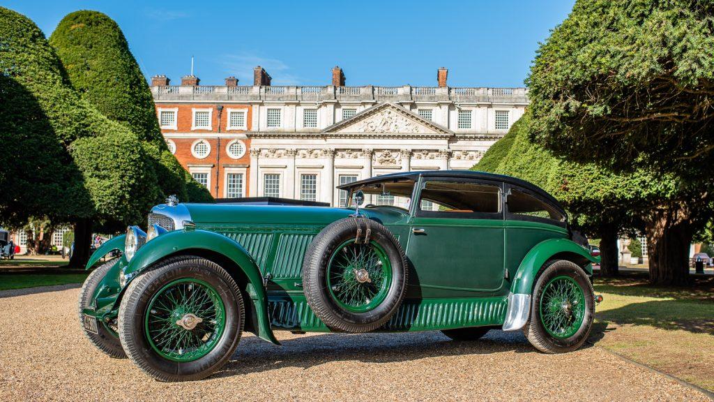 'Blue Train' Bentley Speed Six