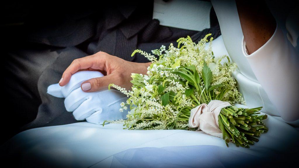 Meghan wedding bouquet