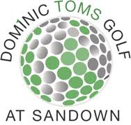 Dominic Toms Golf logo