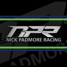 Nick Padmore Racing logo