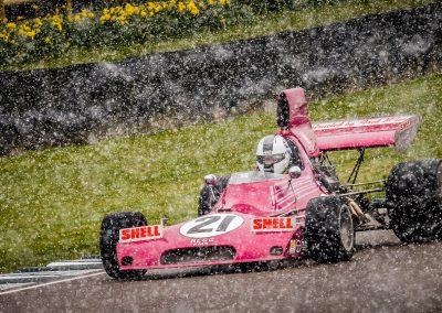 Formula 5000 in snow