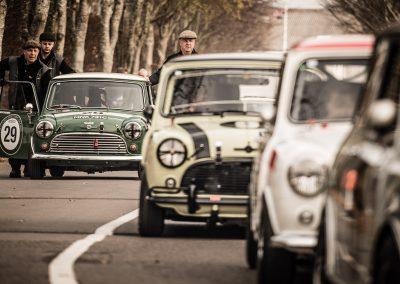 Mini Cooper S racing cars