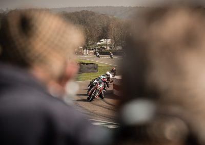 Historic Motorbike Racing
