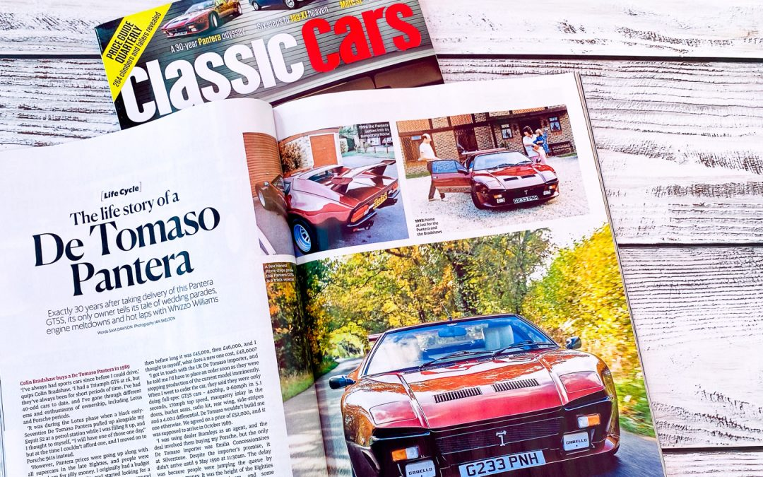 Classic Cars Magazine – Life Cycle