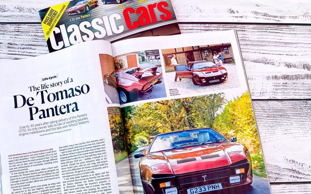 Classic Cars Magazine – Life Cycle