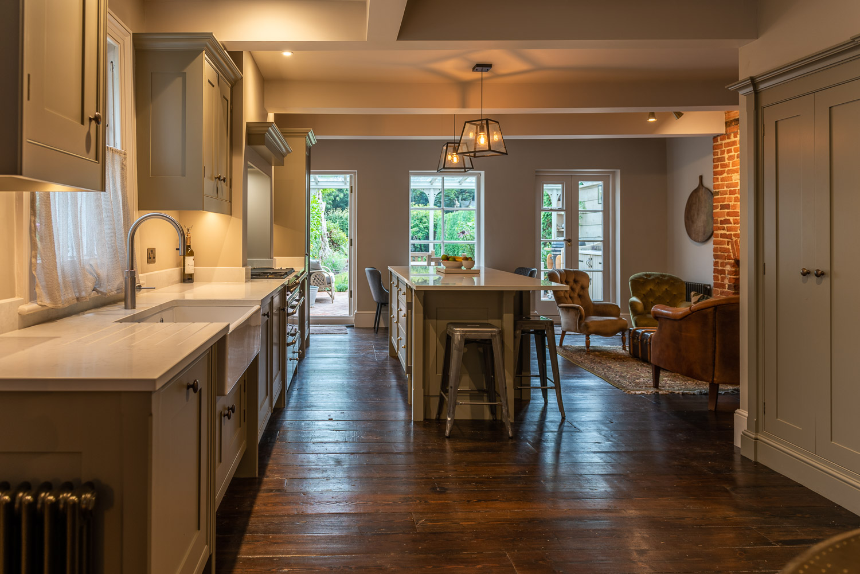 house renovation project