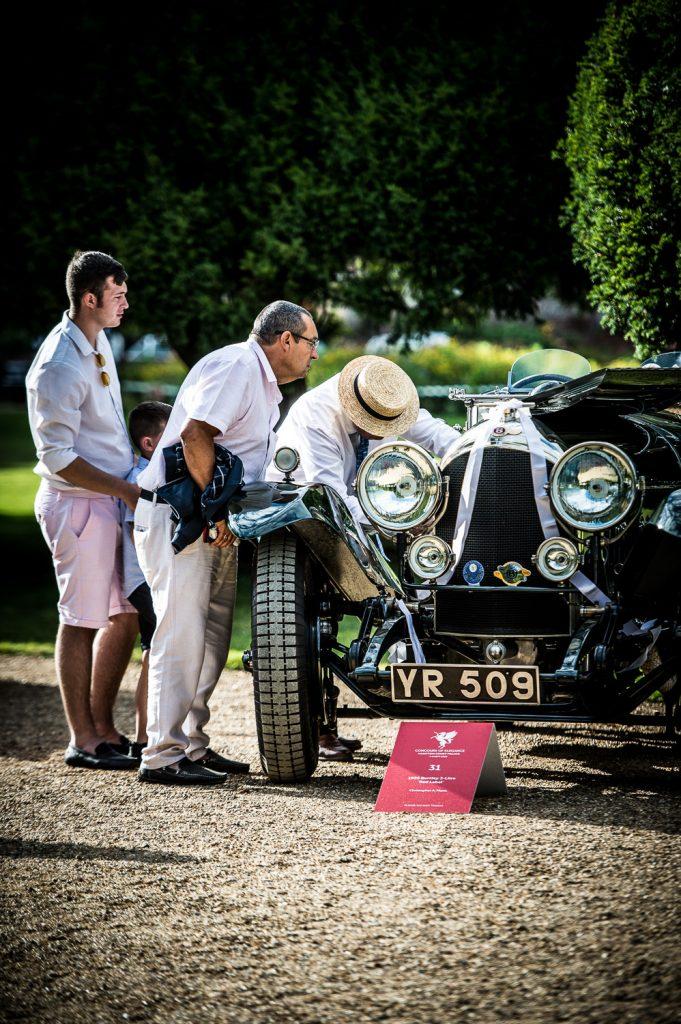 Concours of Elegance Hampton Court 2020