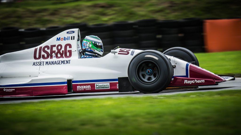 Historic Formula 1 at Brands Hatch
