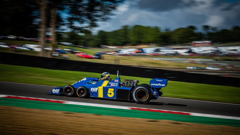 Tyrrel P34 Brands Hatch