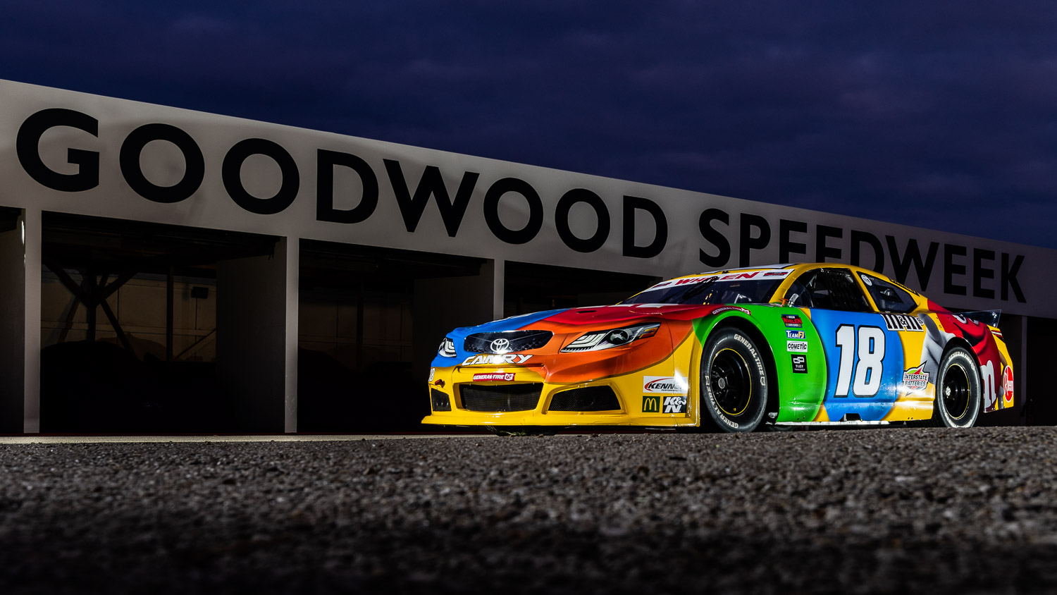 Euro Nascar Goodwood Speedweek
