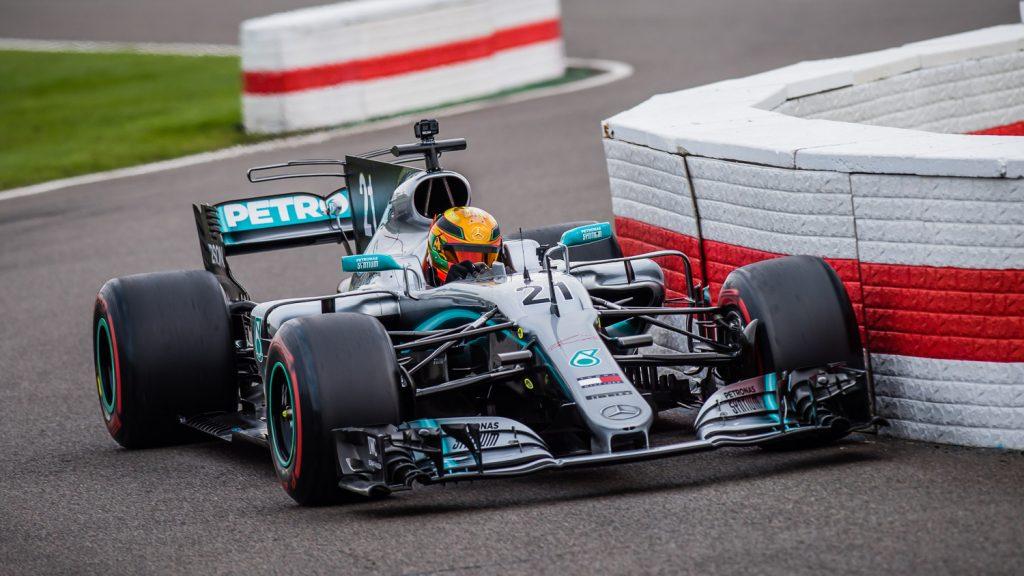 Mercedes F1 Esteban Gutierrez