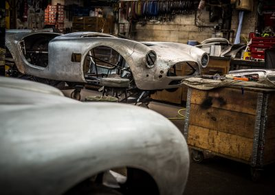 AC Cobra Full body restoration