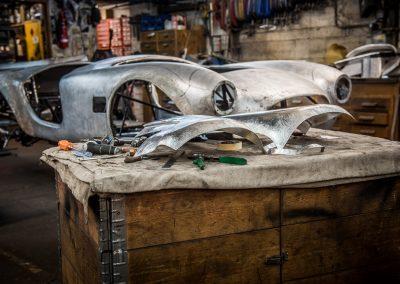 panel beating metal work craftsmanship