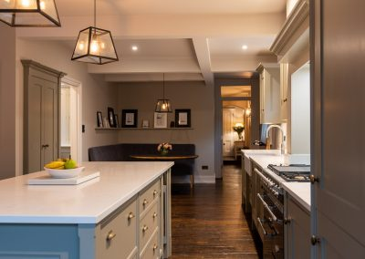 Kitchen and Interiors - Ian Skelton Photography