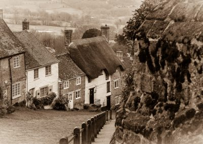 Gold Hill, Shaftesbury - Landscape Photography