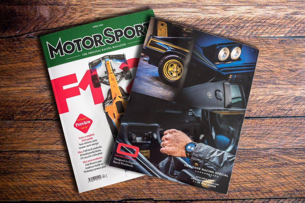 magazine Omologato ad image
