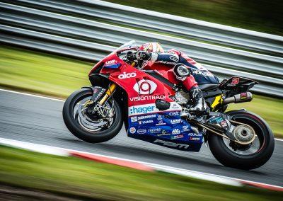 Jason O'Halloran Bennetts British Superbikes Championship