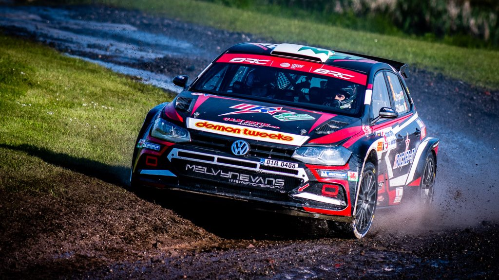rally car Ian Skelton Photography