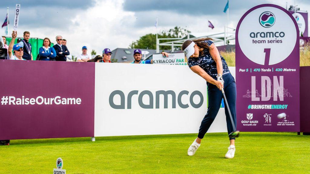 Rachel Drummond lady golfer