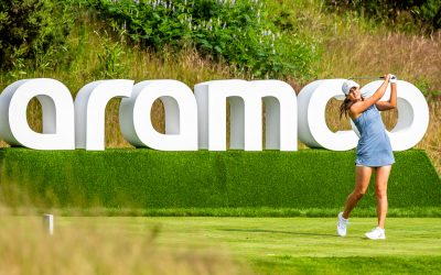 Aramco Team Series Golf Tournament