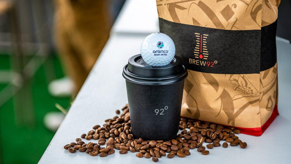 Aramco Team Series - Brew92 Coffee