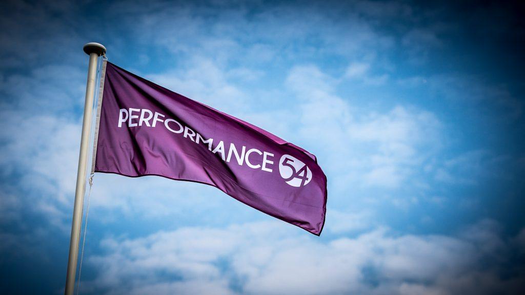 Performance54 purple flag
