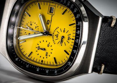 Omologato Panamericana Racing Yellow