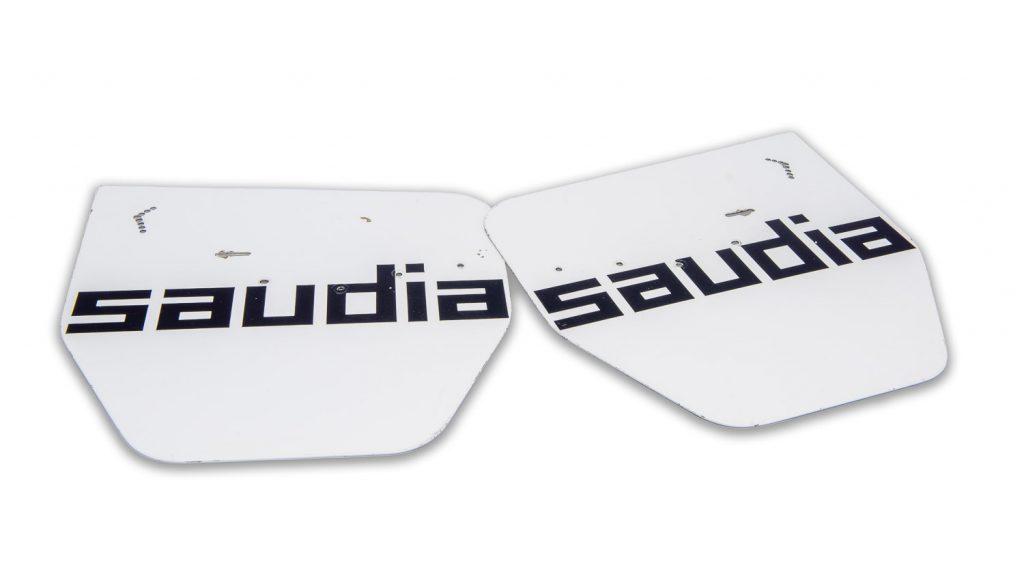 Saudia sponsor Williams F1