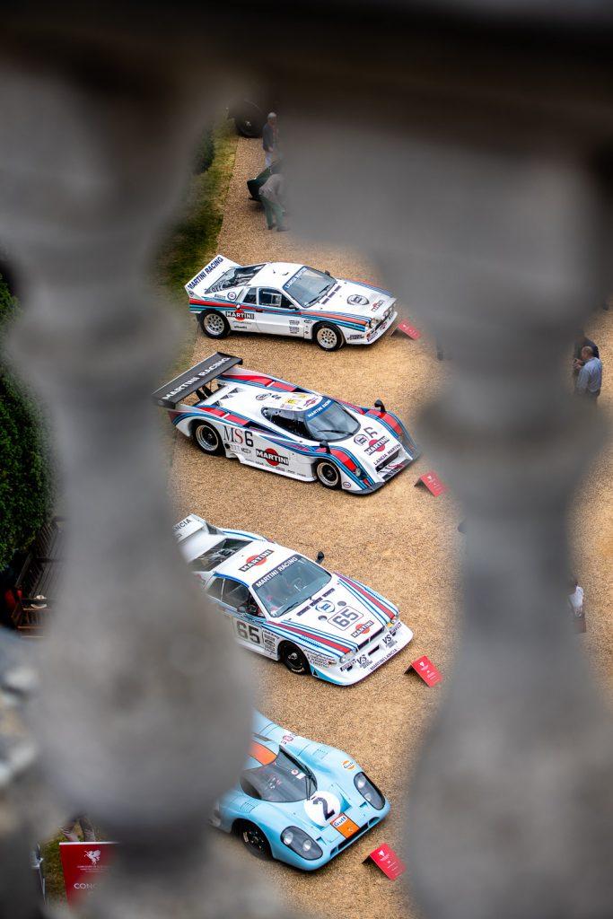 martini racing cars