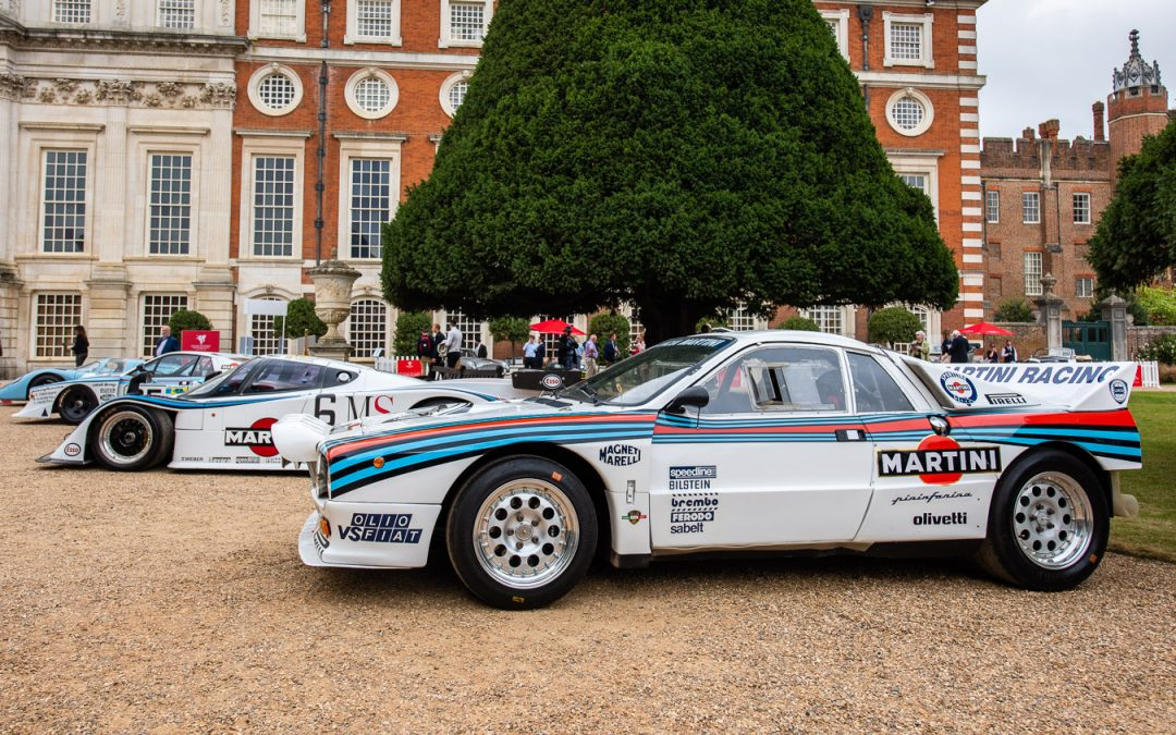Concours of Elegance 2021