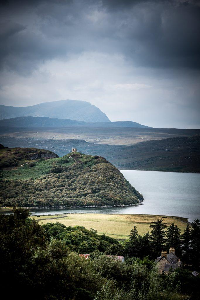 Castle Varrich Scottish Highlands