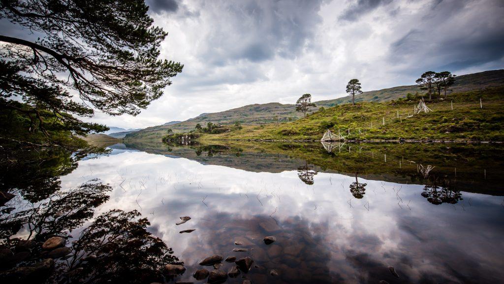 Loch Dughail - Strathcarron