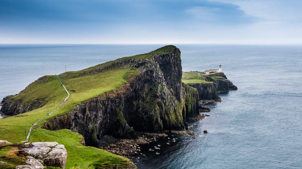 Neist Point Lighthouse Isle of Skye