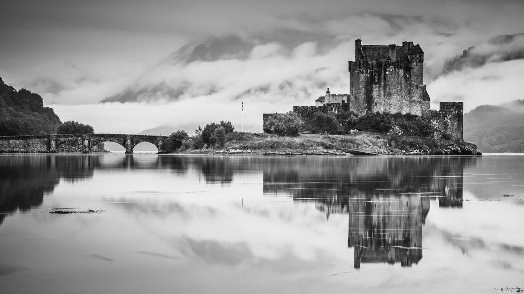 Eilean Donan Castle Scottish Highlands